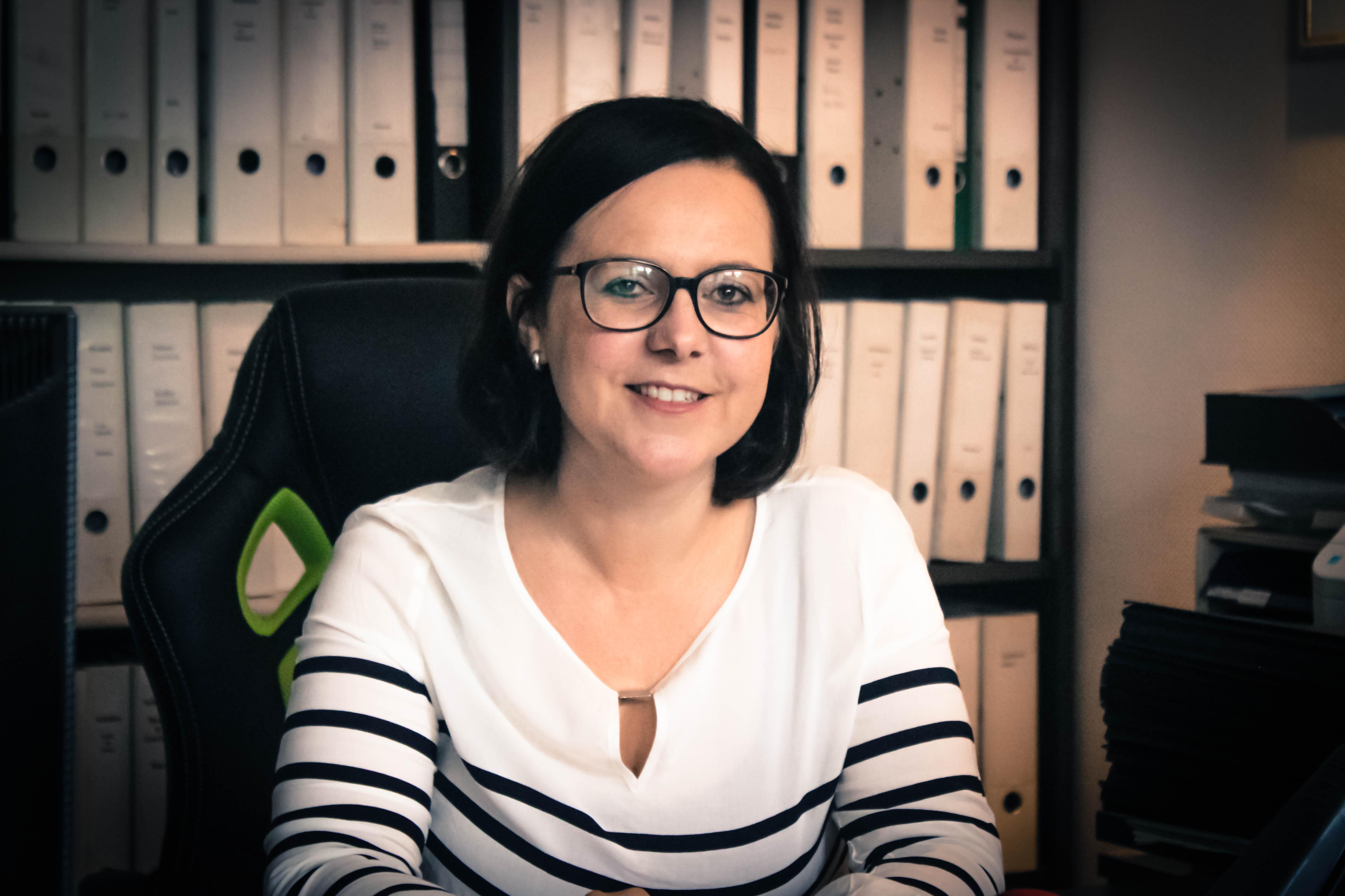 Nicole Boos - Inhaberin Reuter Versicherungsagentur